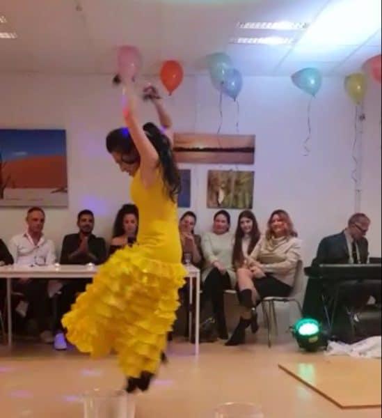 Personalfest lördag den 29:e oktober 2018