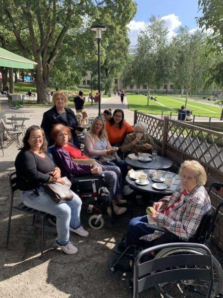 NYHETER Träffpunkt med Macorenas  kunder den 5 sep 2019,  kl.14:00 i Vasa Parken