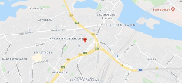 Google maps image - Macorena